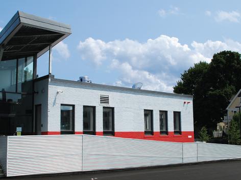 Bornstein & Pearl Food Production Center