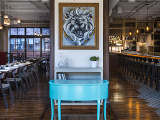 SRV Restaurant Grand Opening This Weekend