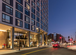 RODE Architects Announces Completion of First Cambria Hotel in Massachusetts