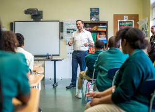 RODE Cares: WilmerHale Career Day