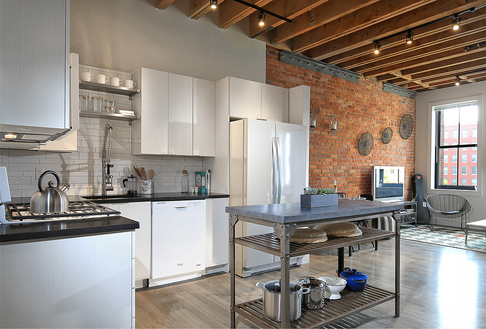 Modern Living in an Historic Setting