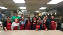 RODE Cares: Volunteering at Rosie's Place