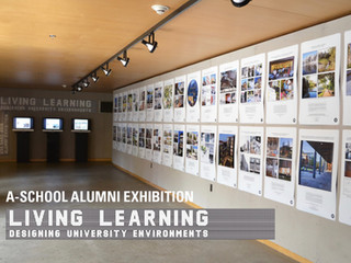 RODE Featured In The Inaugural UVA School of Architecture Alumni Exhibition: Living-Learning Environ