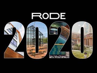 RODE Re-Cap: 2020