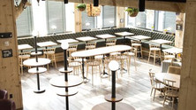 New Southern Proper Restaurant Showcases Interior Design By RODE