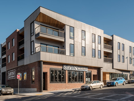 Savin Hill Residences