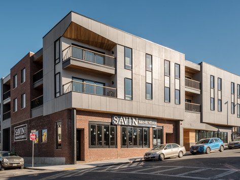 Savin Hill Residences