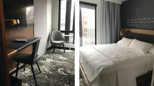 West Broadway Hotel Builds A Model Room