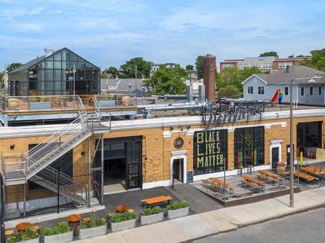 Dorchester Brewing Company Wins AIA New England Design Award