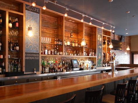Savin Bar + Kitchen