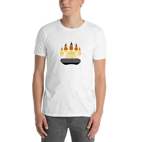 Bear Print Shirt - Short-Sleeve Unisex T-Shirt