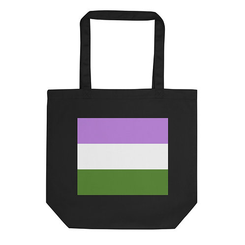 Queer Eco Tote Bag