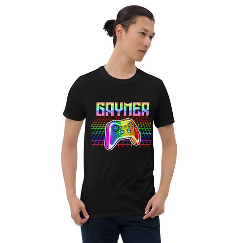 Gaymer Shirt - Short-Sleeve Unisex T-Shirt