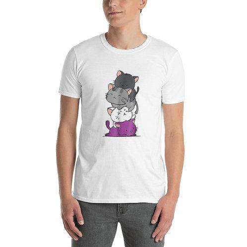 Asexual Kittens Shirt - Short-Sleeve Unisex T-Shirt