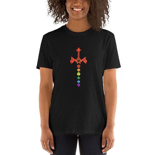 Pride Sword Shirt - Short-Sleeve Unisex T-Shirt