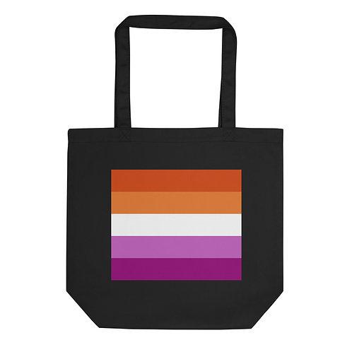 Lesbian Eco Tote Bag