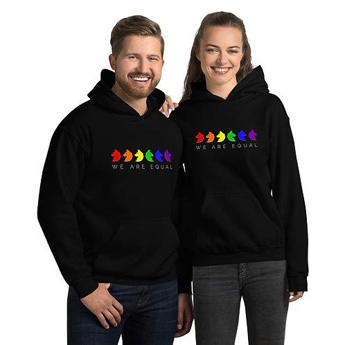 We Are Equal Unisex Hoodie
