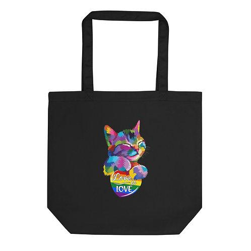 Love is Love Eco Tote Bag