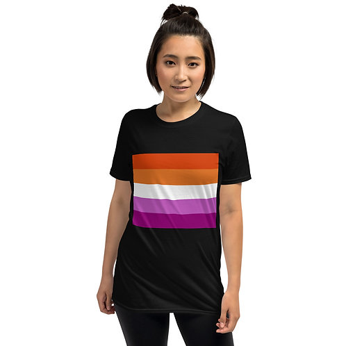 Lesbian Shirt - Short-Sleeve Unisex T-Shirt