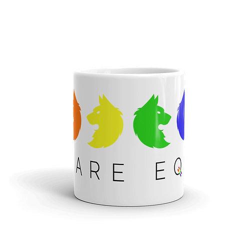 We Are Equal Mug