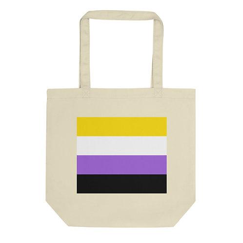 Non-binary Eco Tote Bag