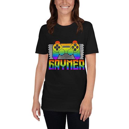 Gaymer Shirt - Short-Sleeve Unisex T-Shirt