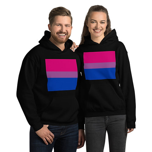 Bisexual Unisex Hoodie