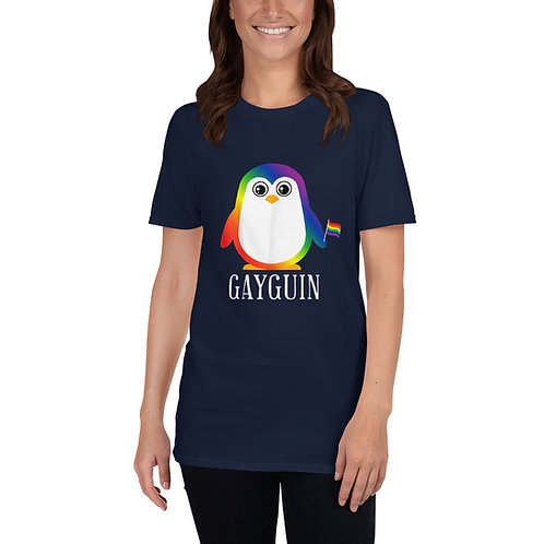 Gayguin Shirt - Short-Sleeve Unisex T-Shirt
