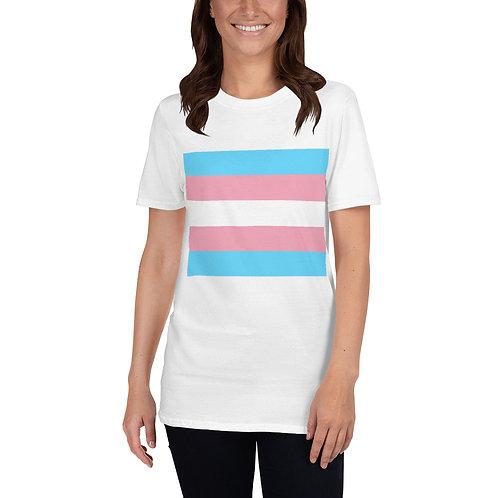 Transgender Trans - Short-Sleeve Unisex T-Shirt