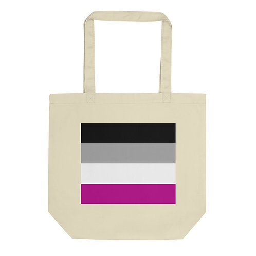 Asexual Eco Tote Bag