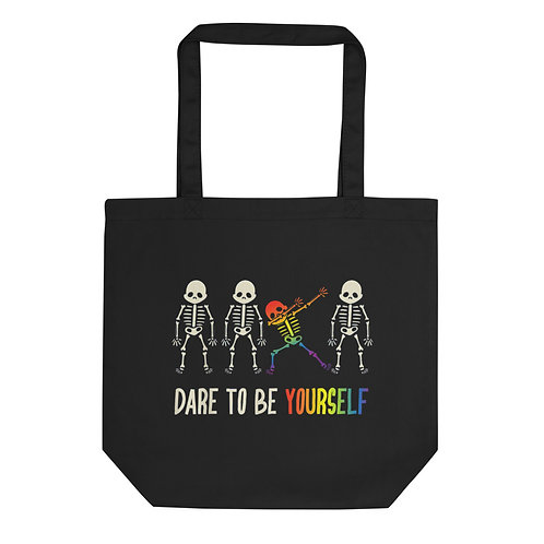 Dare to be yourself Eco Tote Bag