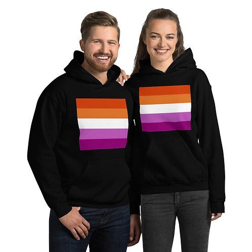 Lesbian Unisex Hoodie