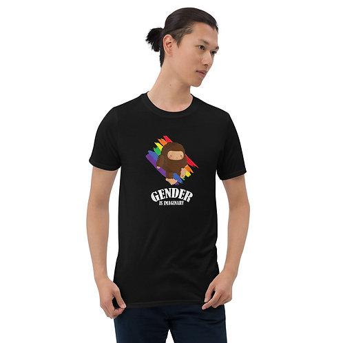 Gender is Imaginary Shirt - Short-Sleeve Unisex T-Shirt