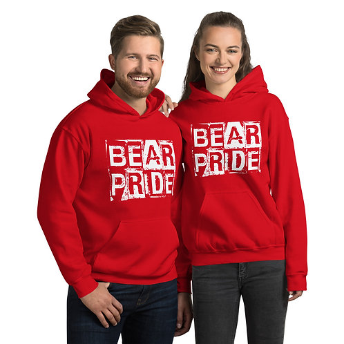 Bear Pride Unisex Hoodie