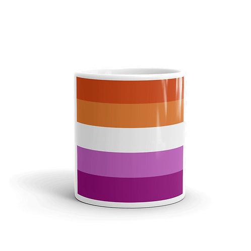 Lesbian Cup - Mug