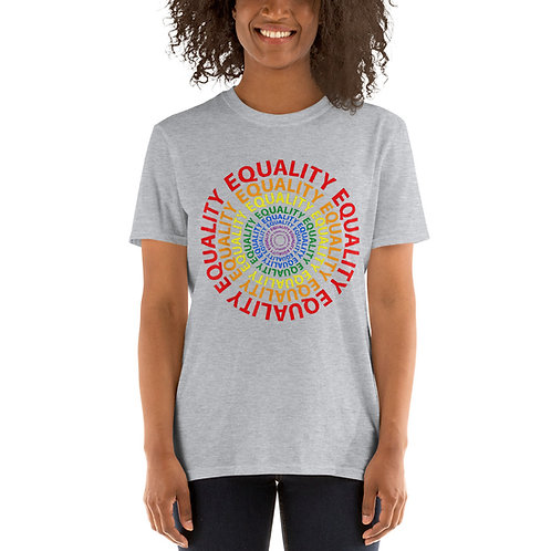 Equality Shirt Short-Sleeve Unisex T-Shirt