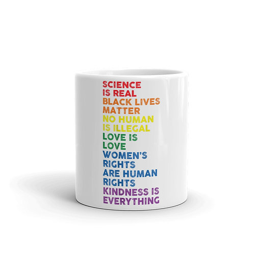 Science is real Cup - Mug