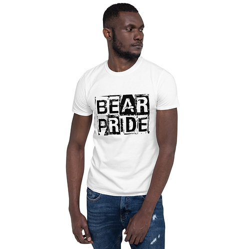Bear Pride Shirt - Short-Sleeve Unisex T-Shirt