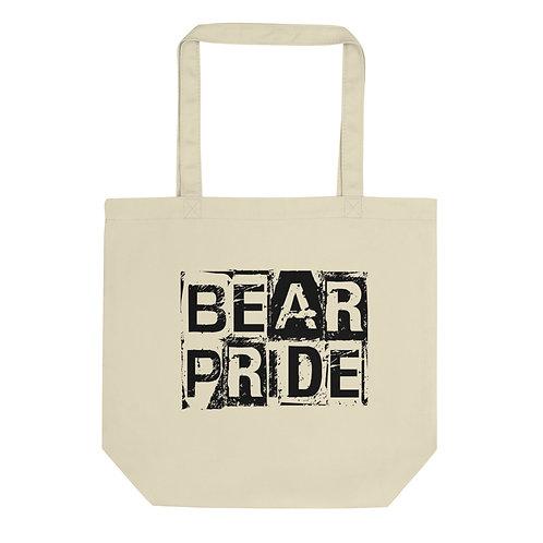 Bear Pride Eco Tote Bag