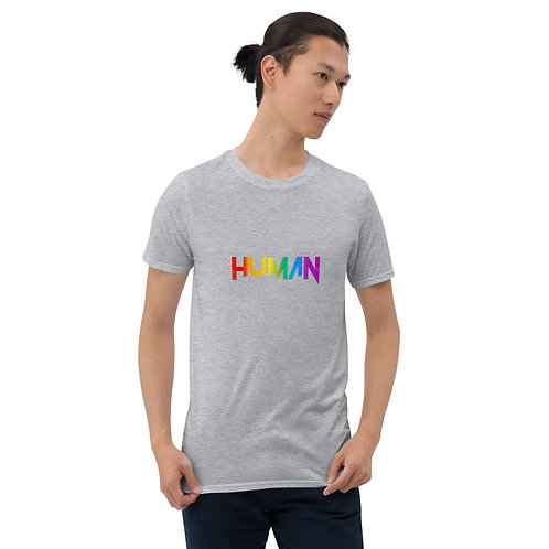 Human Graffiti Shirt - Short-Sleeve Unisex T-Shirt