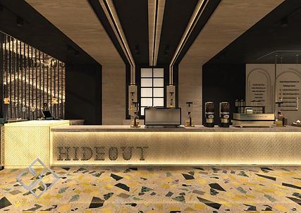 Hideout Café
