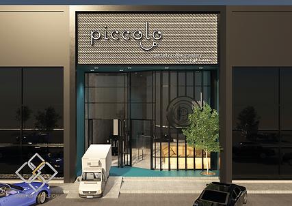 Piccolo Café Project