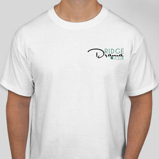 Drama Club T-Shirt Front