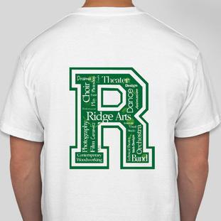 Drama Club T-Shirt Back