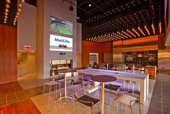 Metlife Suite - Meadowlands Stadium