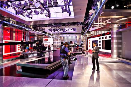 CNN - Studio 7