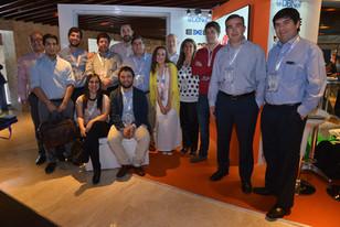 INDEXA en Colombia y Feria Andicom. Misión comercial Chiletec de año 2016