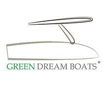 Green Dream Boats Logo
