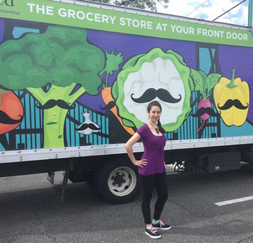 Peapod Truck, Brooklyn Fleet