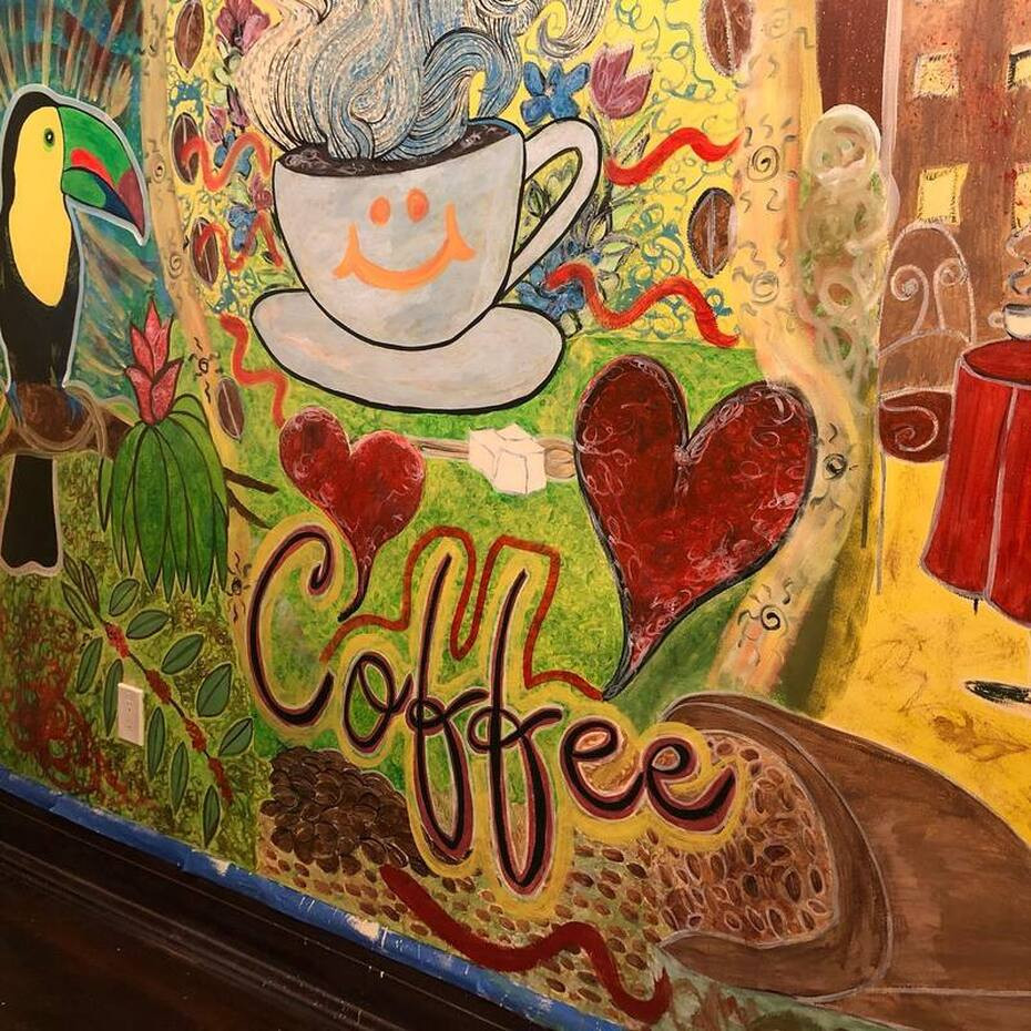 Coffee (From Rainforests to Café du Soleil)